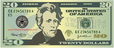 Fake Money Templates