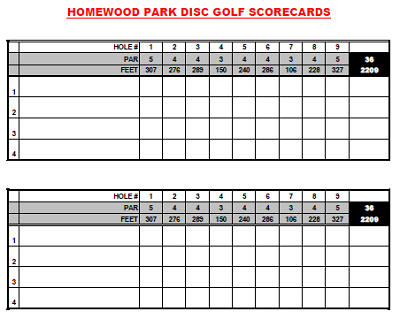 golf scorecard template excel
