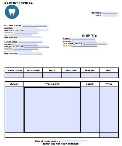 20+ Free Medical Receipt (Bill) Templates (Word | PDF ...