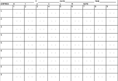 baseball stats excel template