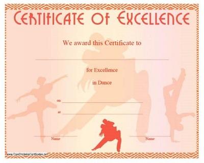 awards certificate template google docs
