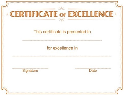rewarding excellence in the workplace