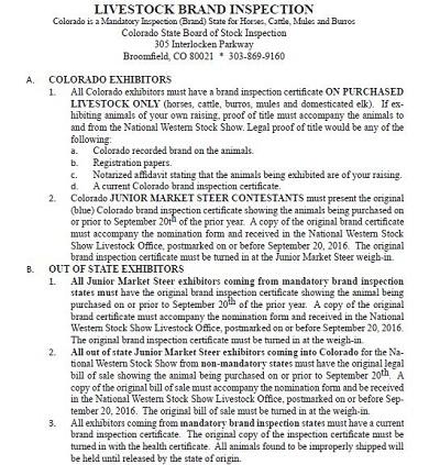 nm livestock bill of sale