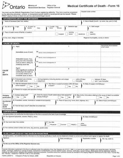 doctor certificate format