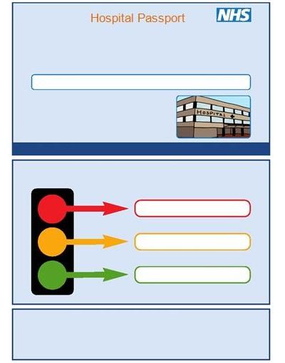 usa passport template