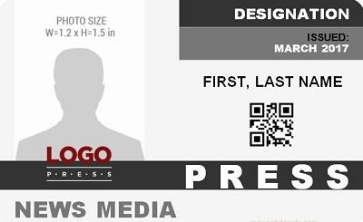 Press Pass id wallpapers 4k