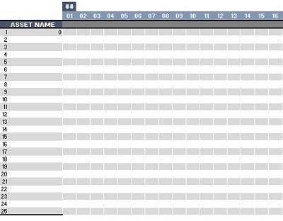 free rental property management spreadsheet